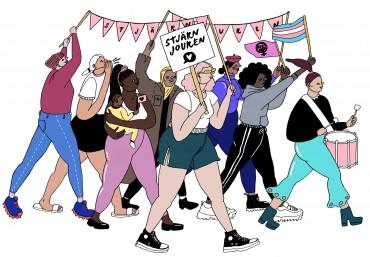 Feministisk parad